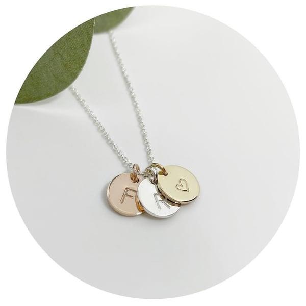 Image of Multi Tone Necklace