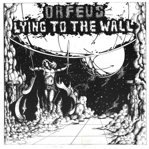 Image of Orfeus - Lying to the Wall