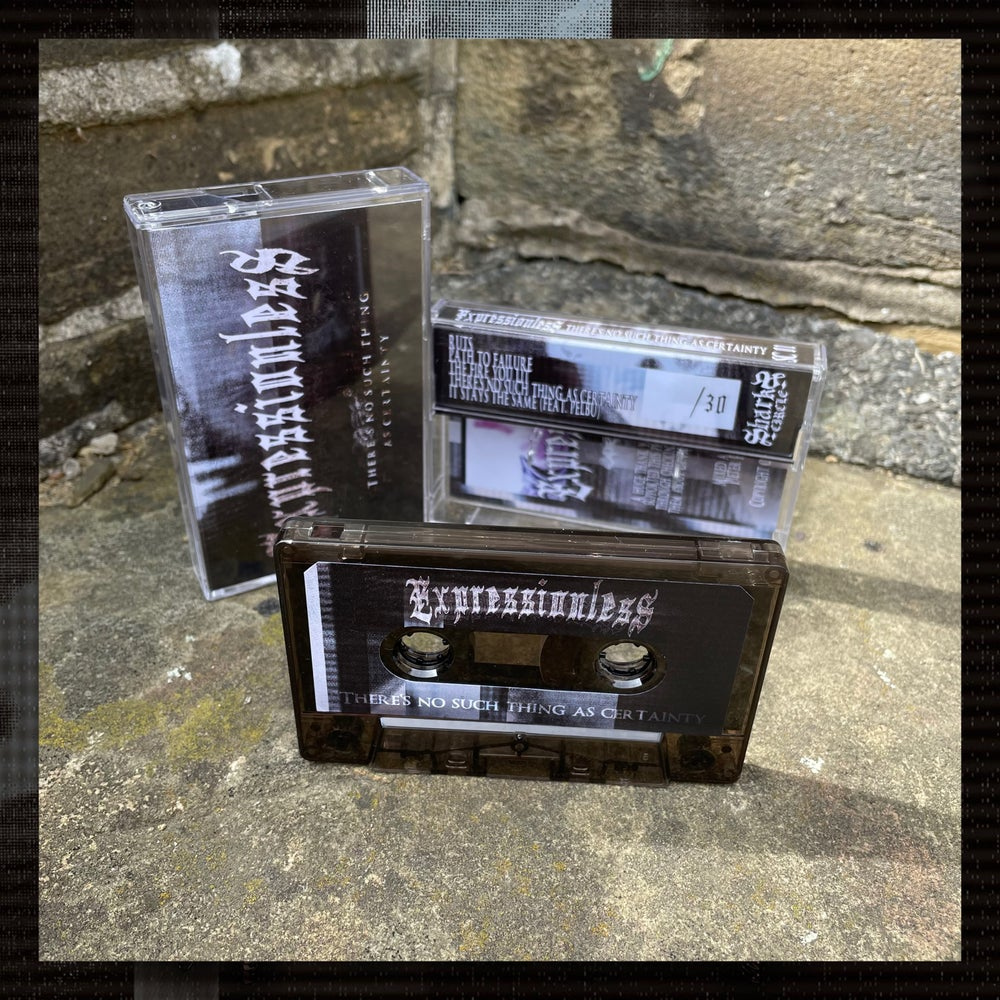 Expressionless Cassette Tape(s)