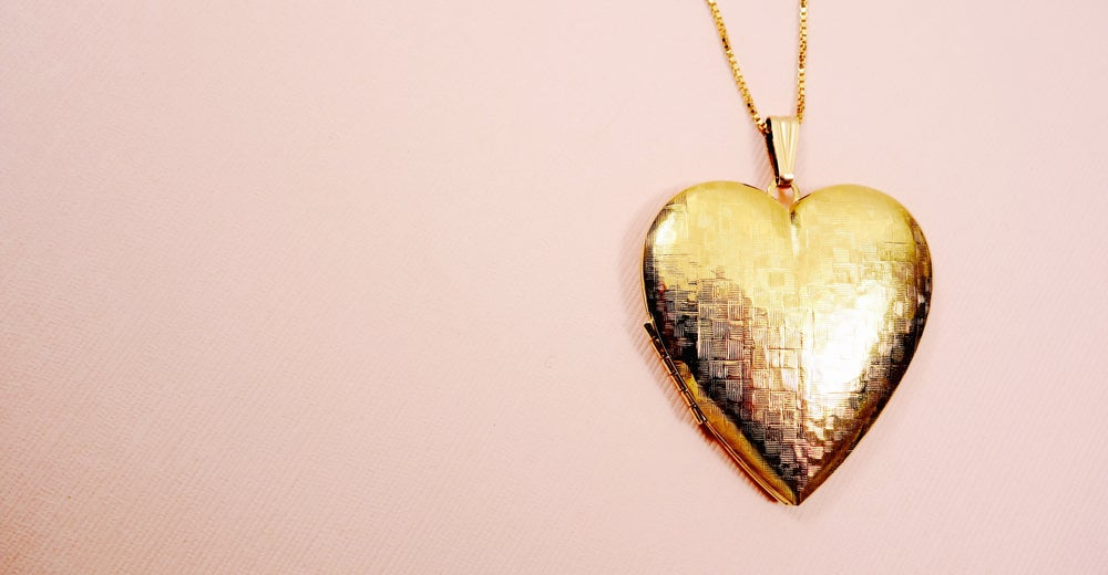 Image of Big Heart Locket