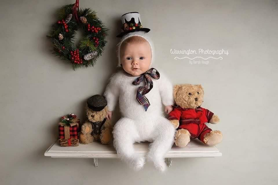 Image of Snowman outfits. Ready to post