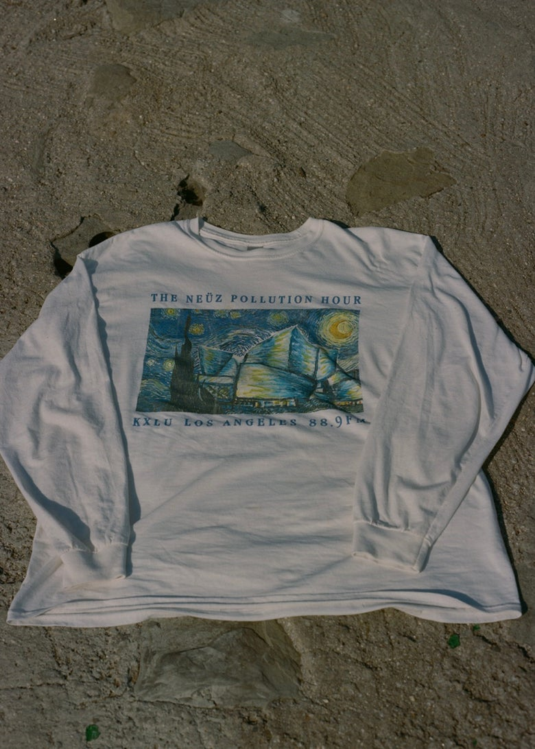 Image of Neuz Pollution Hour Long Sleeve