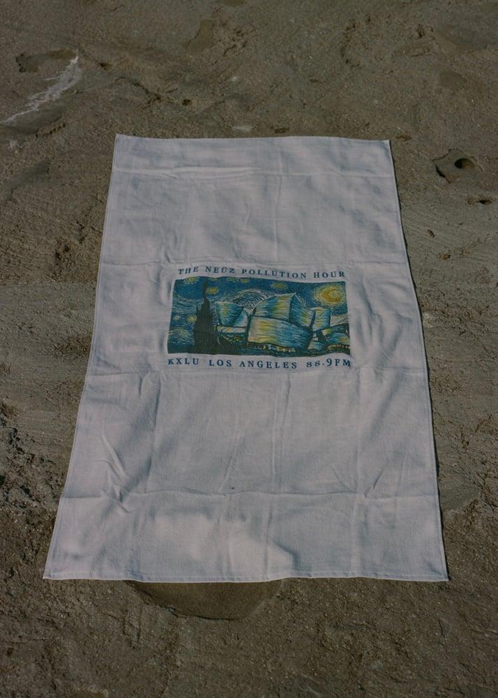 Image of Neuz Pollution Hour Beach Blanket