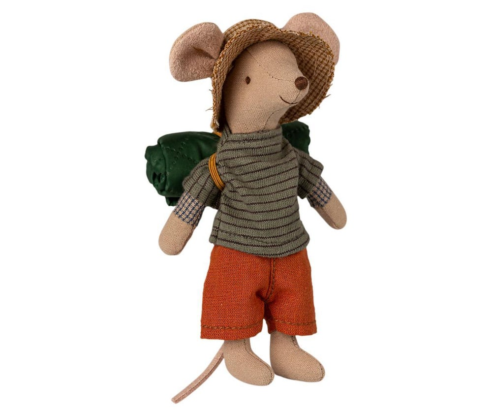 Image of Maileg - Hiker Mouse Big Brother