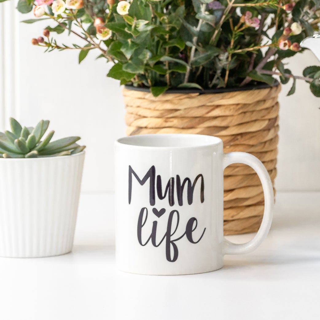 Image of Mum Life mug