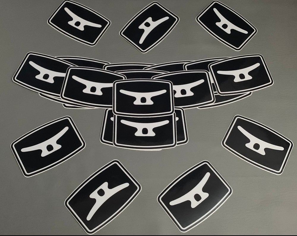 """Image of 3"""" decal"""