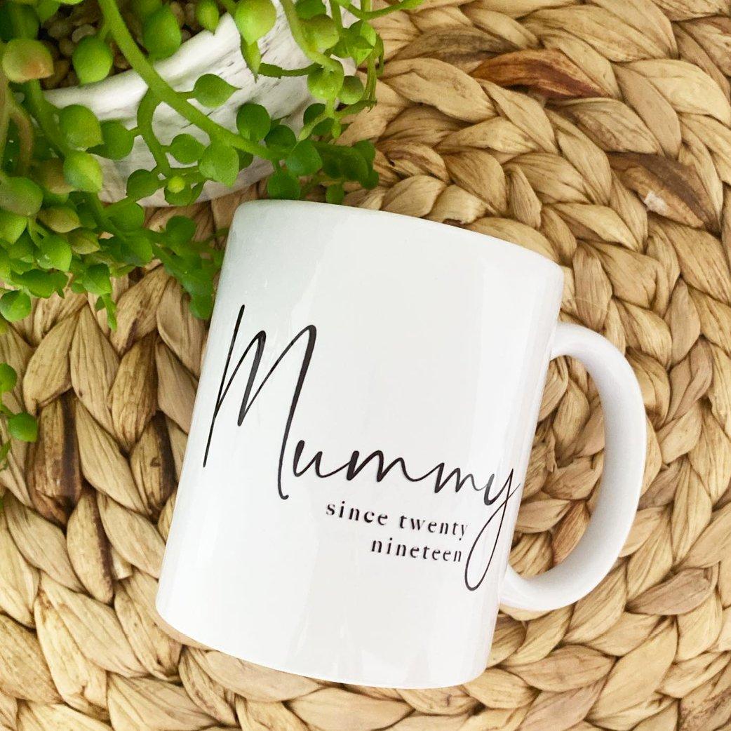 Image of Personalised Mummy Coffee Mug
