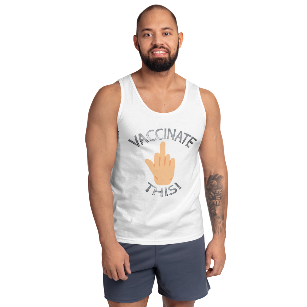 Image of VACCINATE THIS TANK TOP