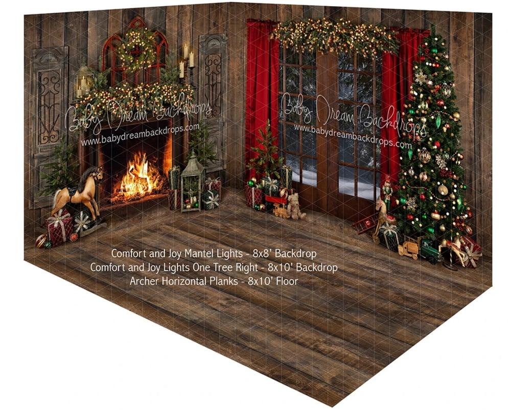 Image of Joyous Christmas- Studio