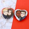 MCU Heart Buttons