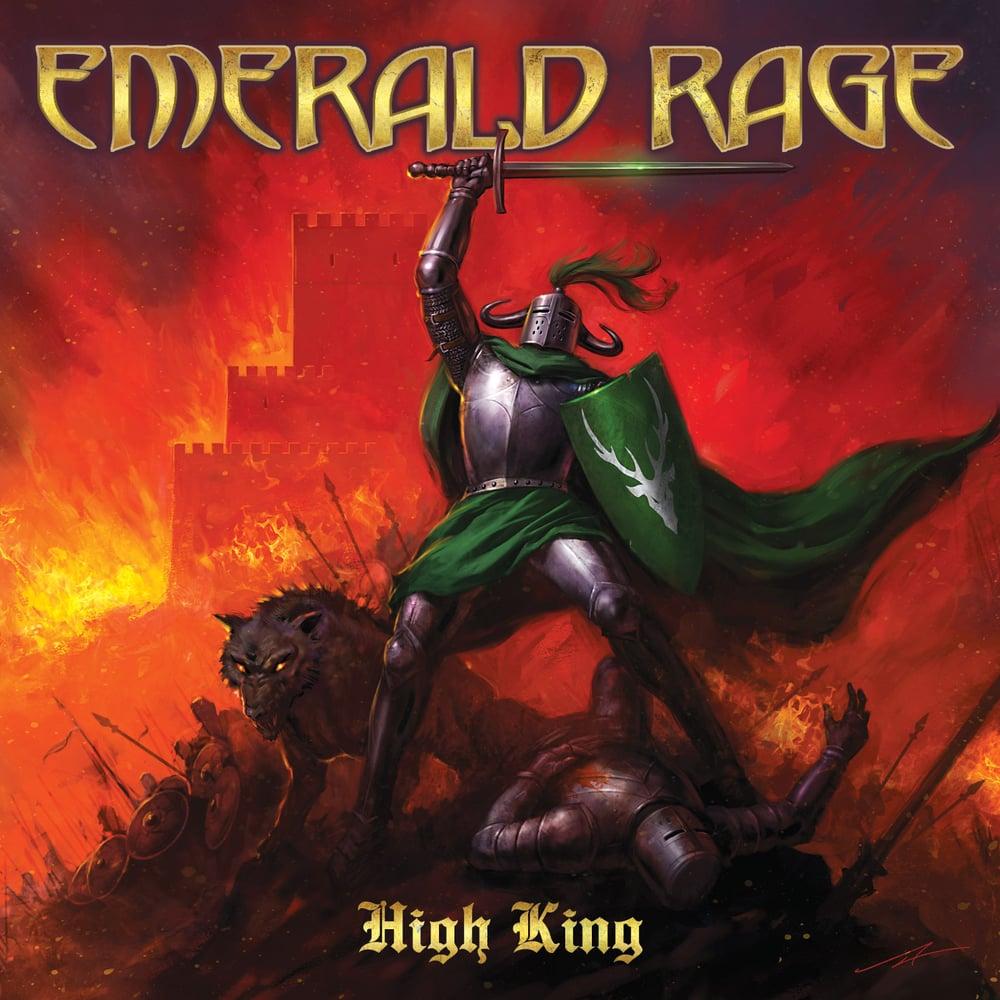 EMERALD RAGE - High King CD