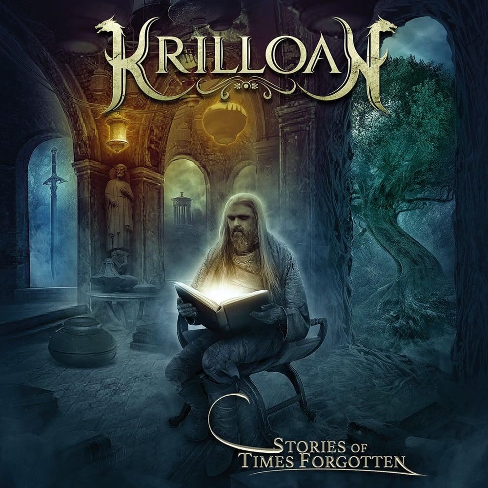 KRILLOAN - Stories of Times Forgotten EP CD
