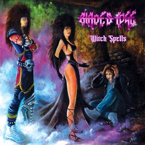 BLADE'S EDGE - Witch Spells EP CD