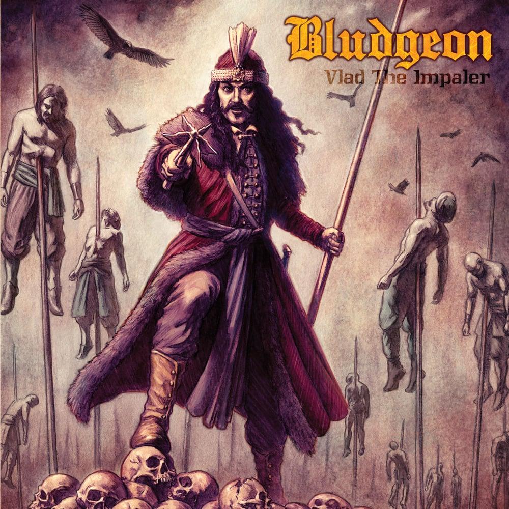 BLUDGEON - Vlad The Impaler CD with OBI