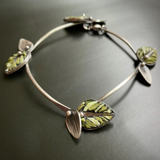 Image of Four Leaves Bracelet
