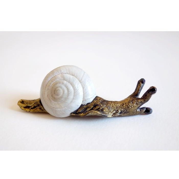 Image of Broche escargot