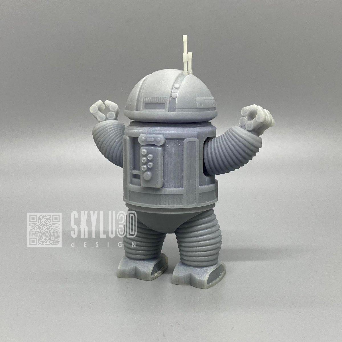 Image of Clink Robot by Skylu3d Design