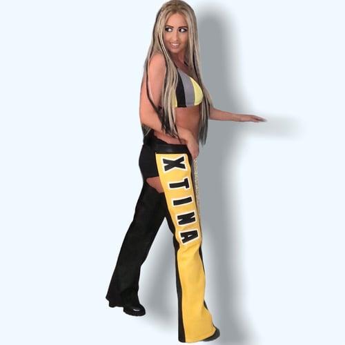 Image of Xtina Dirrty Yellow Costume