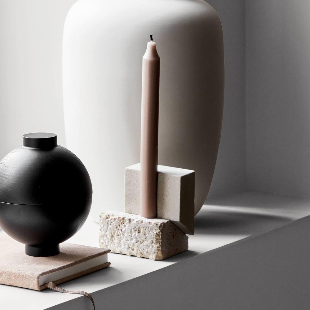 Image of Offset Vol 2 candleholder by Kristina Dam
