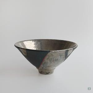 Shinobu Hashimoto matcha  tea bowl No.SH1911
