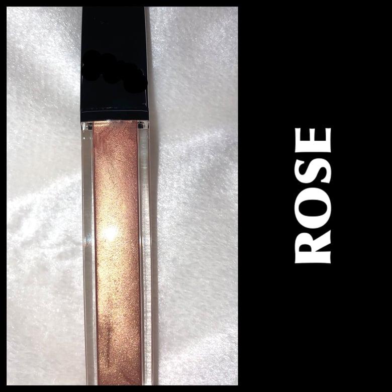 Image of LIQUID METALLIC MATTE - ROSE
