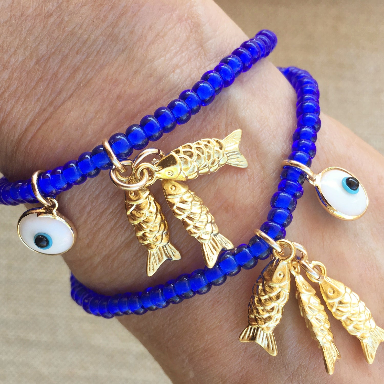 TenThings. CATCH of the DAY. Bracelet. B-COTD