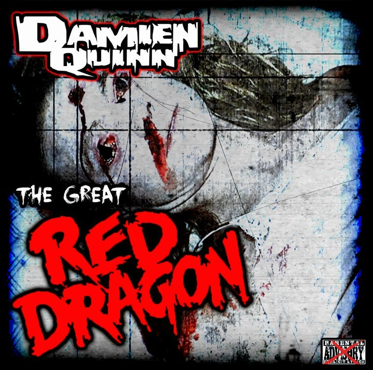 Image of DAMIEN QUINN: THE GREAT RED DRAGON