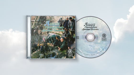 Image of The A.D.A.N.T Foundation - Spiritual Revolution (CD, Album) (SOLD OUT)