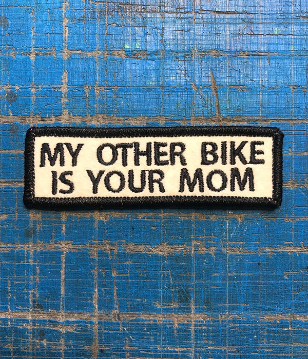 Image of Your Mom Patch