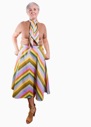 Image of Gloria 'Pastel' Skirt