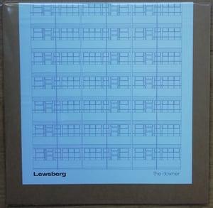 "Image of Lewsberg - ""The Downer"" 12"" EP (Bergpolder)"