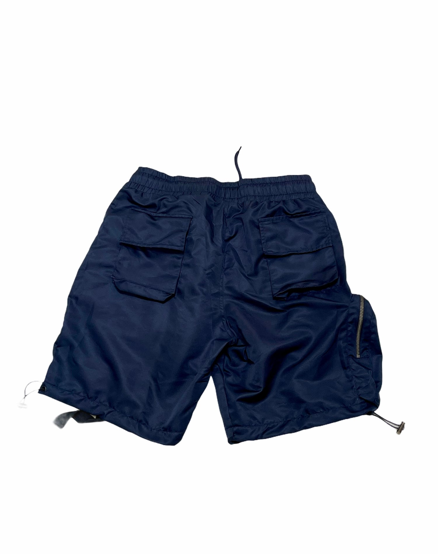 Image of Navy Wave-Tech Shorts