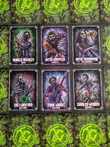 Image of The Convalescence Trading Cards