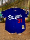 1/1 Piazza Mitchell And Ness x SKATER Dodgers Jersey