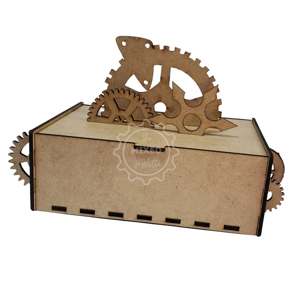 Geared out Box