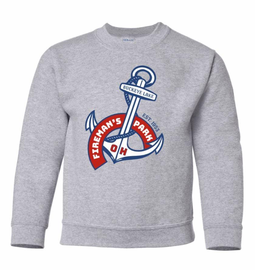 Image of Youth Crewneck Sweatshirt