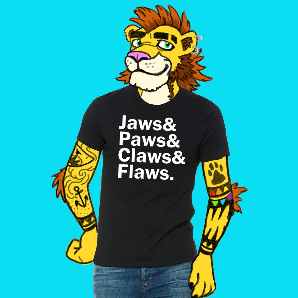 Image of Jaws & Paws & Claws & Flaws