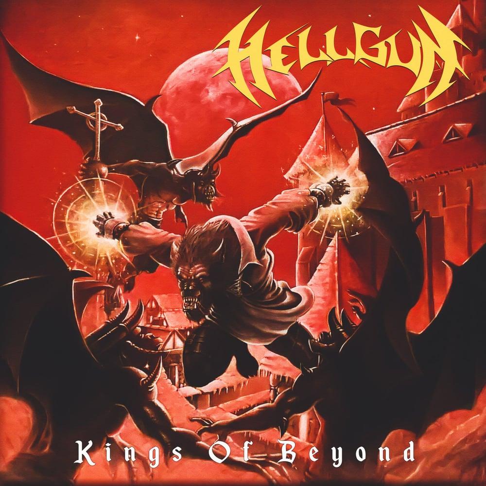 HELLGUN - Kings of Beyond CD