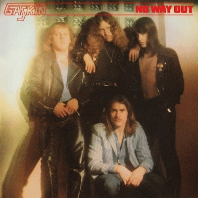 GASKIN - No Way Out CD