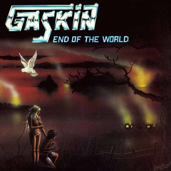 GASKIN - End of the World CD