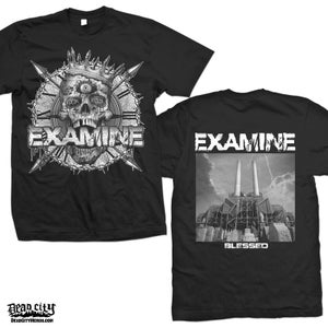 """Image of EXAMINE """"Blessed"""" T-Shirt"""