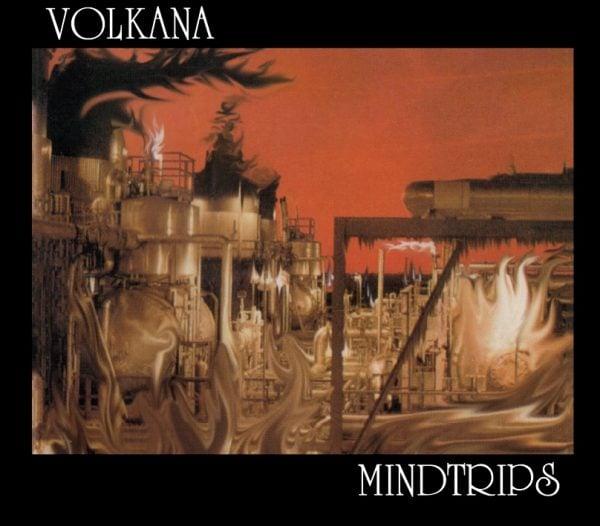 VOLKANA - Mindtrips CD+DVD Slipcase