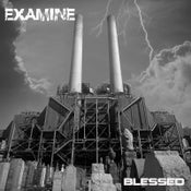 """Image of EXAMINE """"Blessed"""" CD"""