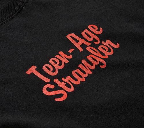 Image of Strangler Tee / Black