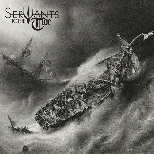 SERVANTS TO THE TIDE - S/T CD