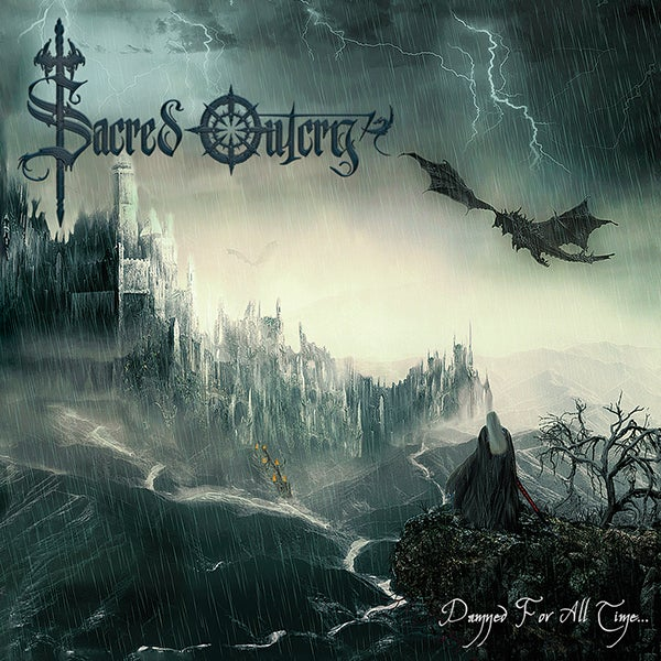 SACRED OUTCRY - Damned For All Time CD
