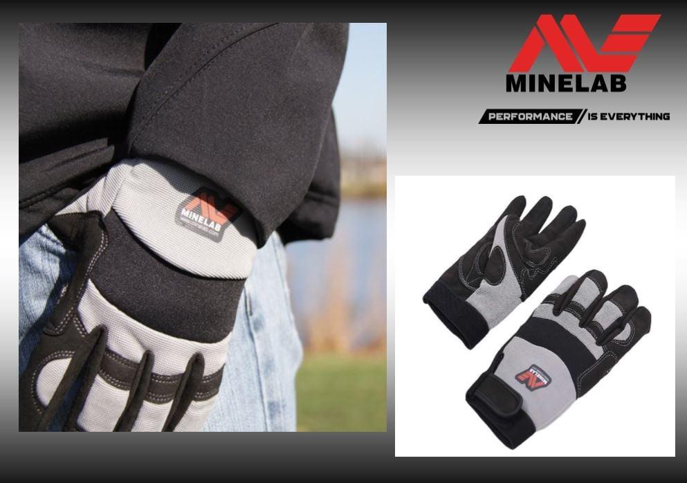 Image of Minelab Metal Detecting Gloves
