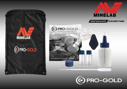 Image of Minelab Pro Gold Panning Kit