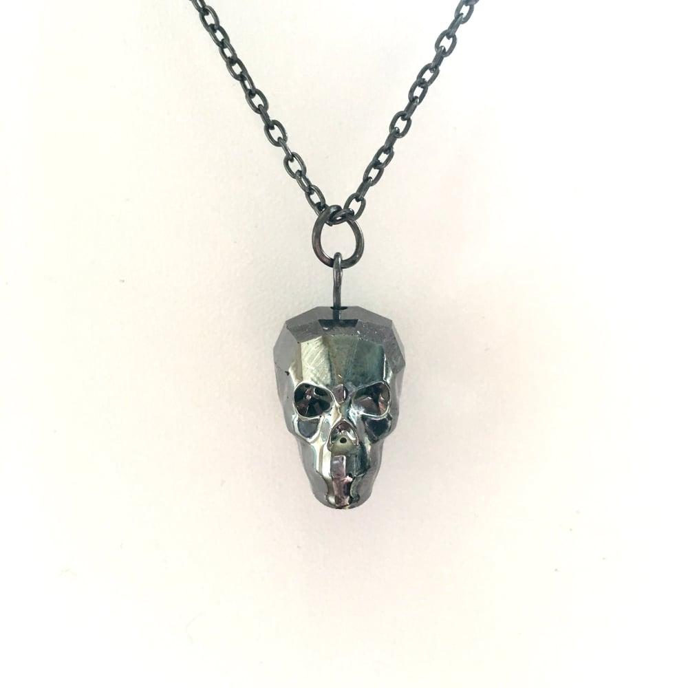 Crystal Skull 3D Necklace