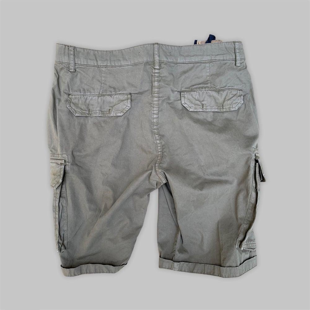 Cargo Shorts TUAREG Apnea Academy Military Green